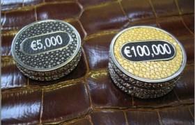 Il set di fiche più caro del mondo